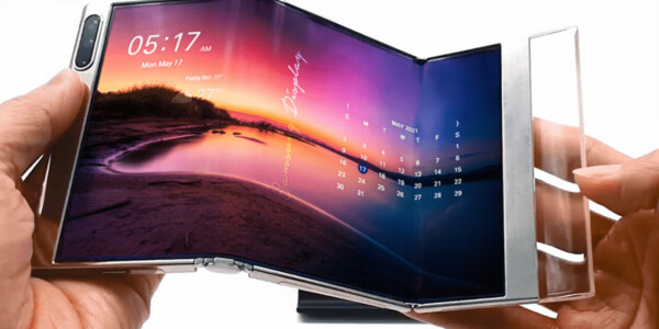 Feast your eyes on Samsung's next-gen foldable and slidable displays