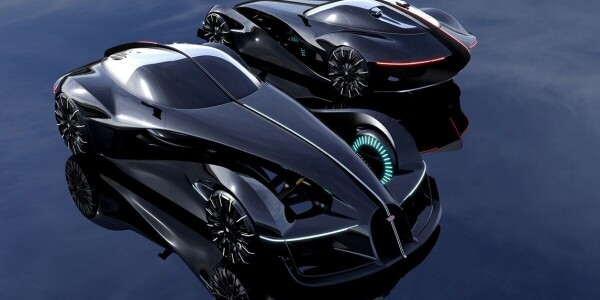Artist imagines an electric Bugatti Type Atlantic 57 SC and it's… iconic