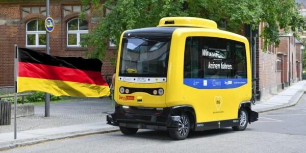 Germany says 'JA!' to fully autonomous vehicles hitting public roads in 2022