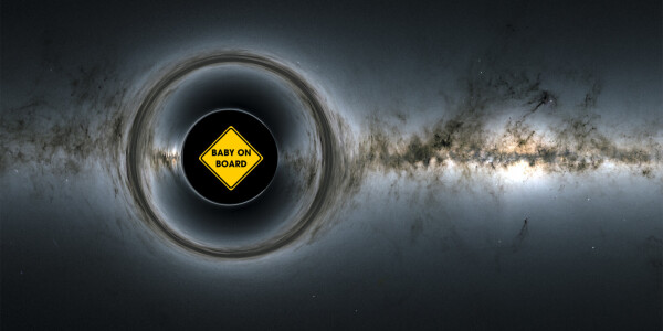New superstring theory says black holes may be portals to other universes