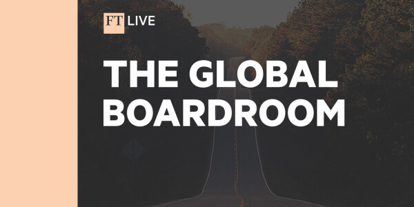 Keynote Interview: Watch Melinda Gates at The Global Boardroom