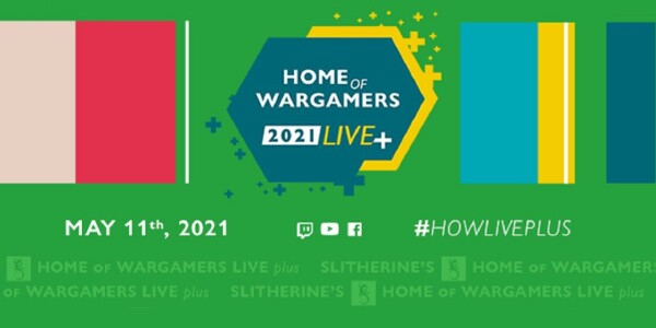 Slitherine announces a plethora of new wargames at 'Home of Wargamers 2021'