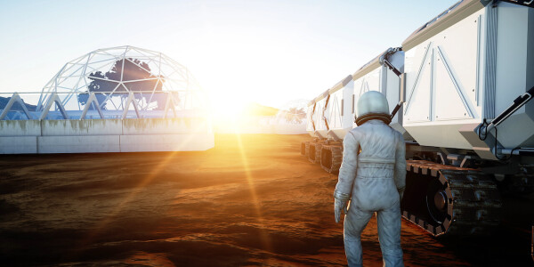 Why we need to colonize Mars as soon as possible