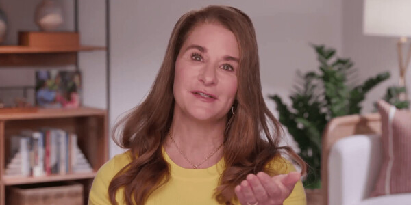 Keynote Interview: Watch Melinda Gates at The Global Boardroom
