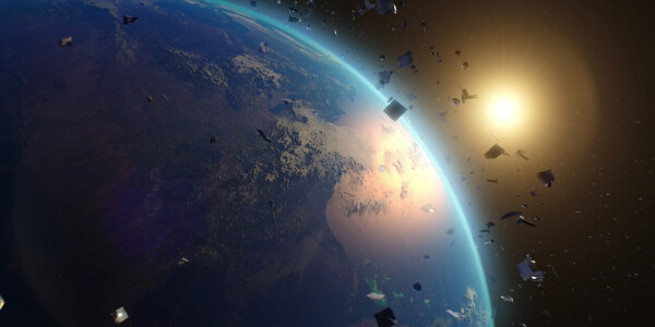 A giant piece of space junk will crash on Earth soon — and we don't know where