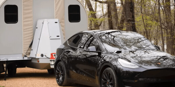 EVs can tow too! Here's how much it'll affect your range though