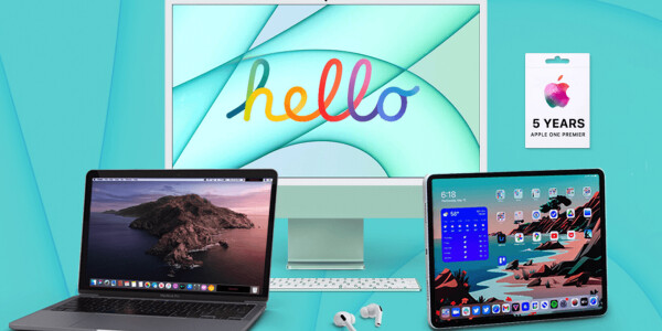 This Apple Mac prize bundle is worth over $5,700 — and you can win it for free.