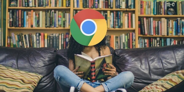 How to use Chrome's built-in reading list