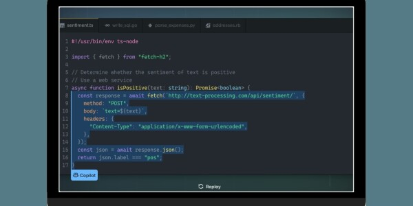 GitHub introduces an AI pal to help you code better
