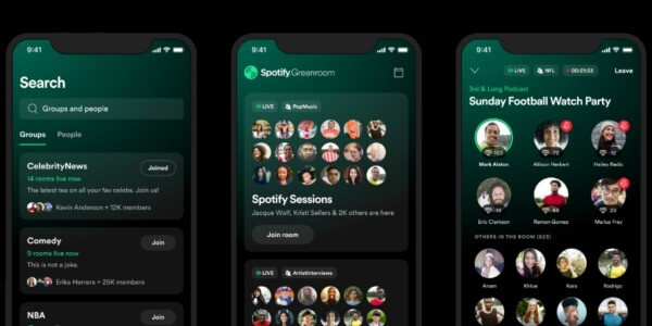 Just when you thought Clubhouse clones were over, Spotify launches Greenroom