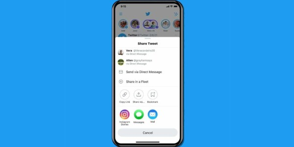 Stop screenshotting, Twitter can now share your tweets straight to Instagram