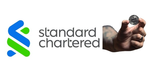 Standard Chartered jumps into crypto trading after HSBC darts away