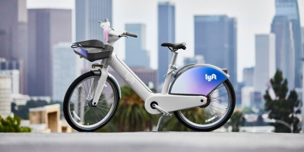 Lyft's new ebike has better battery capacity and more safety features