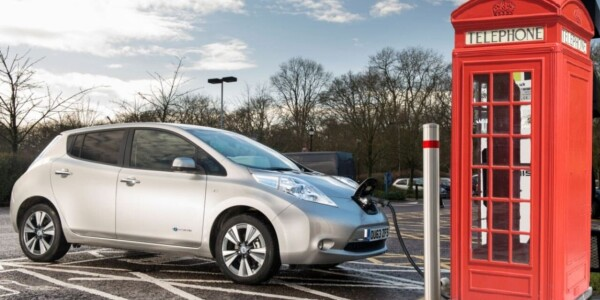 UK begs designers to make EV charging points as 'iconic' as red phone boxes
