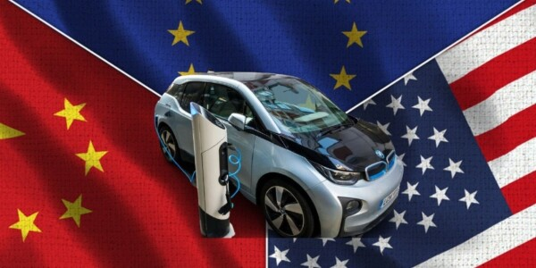China and EU obliterate the US in EV production