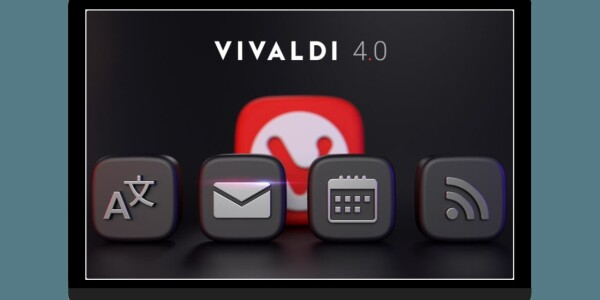 Vivaldi's launching an email client, RSS reader, and translation tool