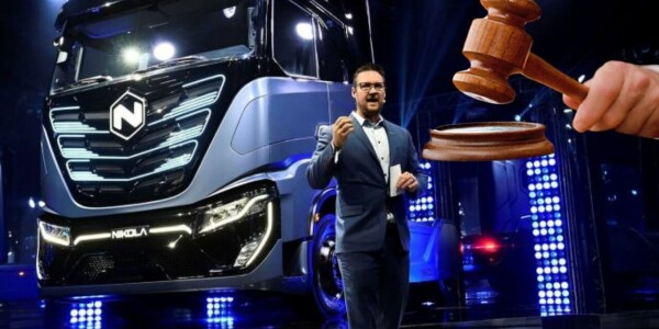Founder of EV startup Nikola charged with misleading investors