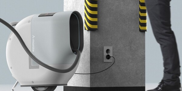 Ugh, I wish this portable EV charger concept was already a reality