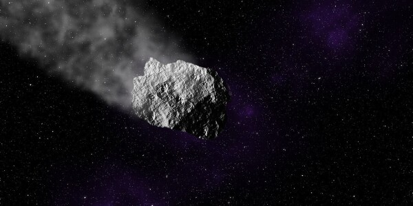 Why are stars and moons round? And comets and asteroids… not?