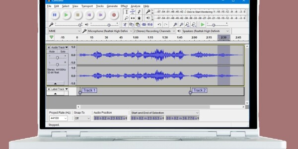 What's up with Audacity's new privacy policy?