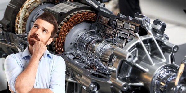 How does an electric car motor work?