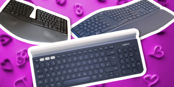 4 amazing ergonomic keyboards — your body will thank you later