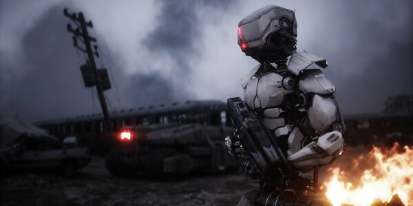 Militaries are plundering sci-fi for technology ideas