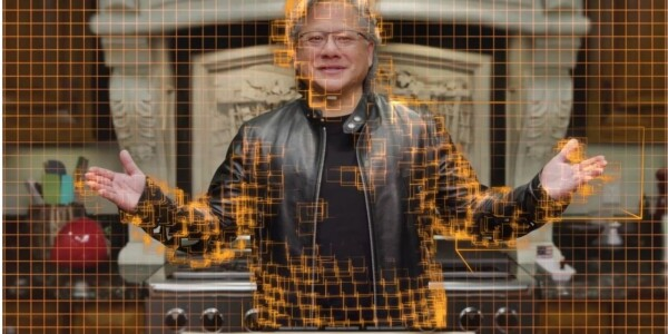 Nvidia's CGI CEO doesn't look ready to replace the real Jensen Huang