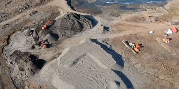 Gates and Bezos invest in EV mineral mining in Greenland