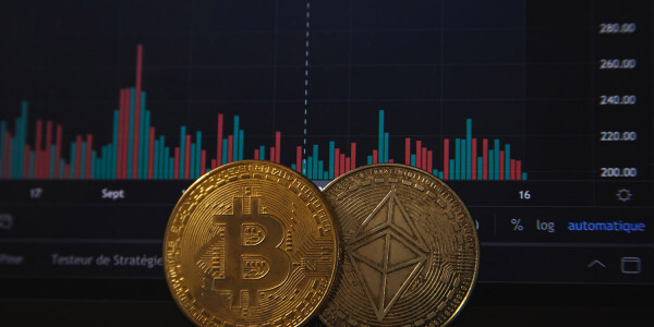 Bitcoin hits new all-time high of over $66K