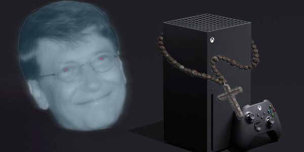 Please, Ghost of Gates, give the Xbox a 'media mode'