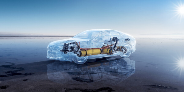 Are hydrogen fuel cells the future of green transport? Sorta