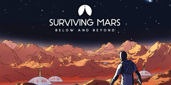 Paradox announces first new expansion for Surviving Mars since 2019