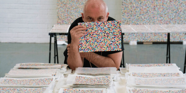 Damien Hirst melds art and NFT to mess with blockchain investors