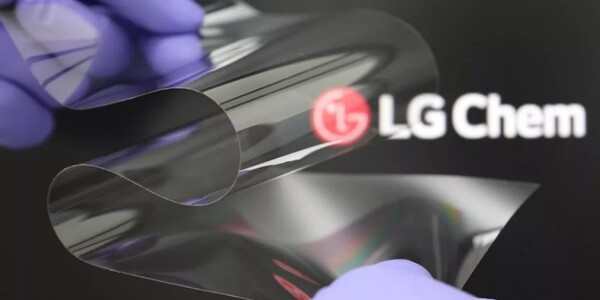 LG develops new material to fix annoying creases in foldables