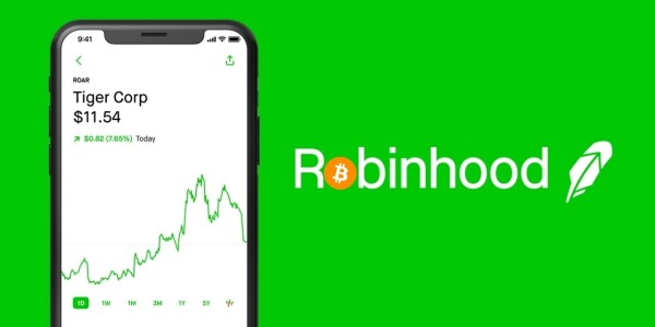 Post-IPO Robinhood wants to dive into cryptocurrencies