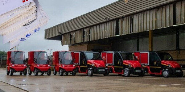 Royal Mail tests eeny-weeny EVs for UK deliveries