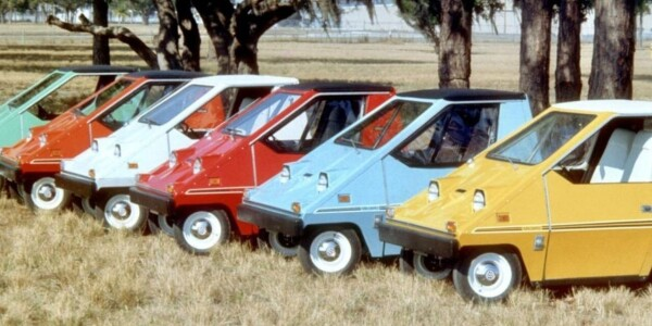 Throwback to the legendary 1970s electric CitiCar