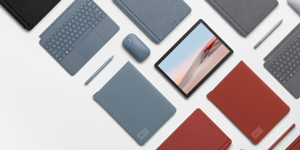 Microsoft reportedly revealing Surface Go 3 at September 22 event