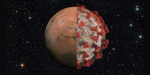 Scientist says viruses may be the key to colonizing other planets