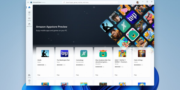 You can now test a handful of Android apps on Windows 11