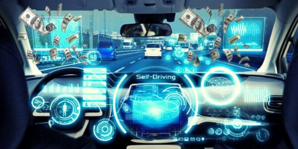 Guess who's the biggest investor in self-driving tech? It rhymes with Bambung