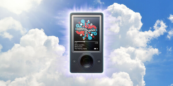 While everyone obsessed over the iPod, I stanned the Zune