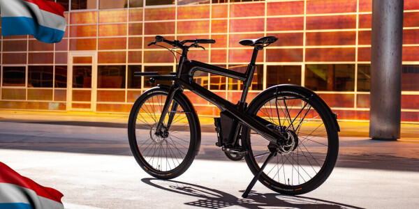 This Dutch company proves ebikes can be made locally