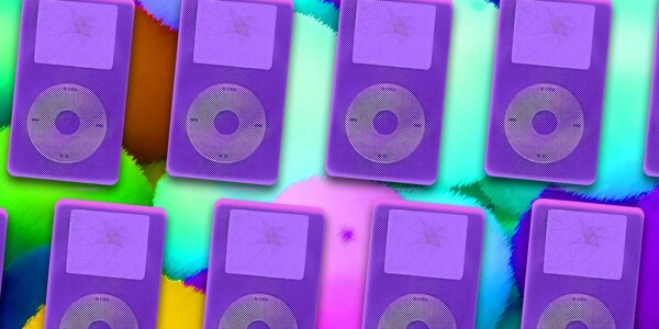 Miss iPods? This one lives in your browser and plays Spotify