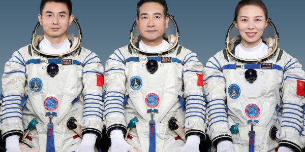 4 things about China's longest-ever crewed spaceflight mission