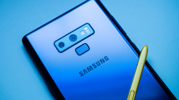 Samsung Galaxy Note 9 Note9 (1 of 5)