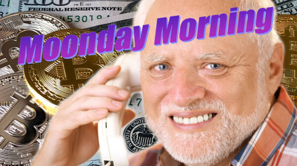 moonday morning, bitcoin, blockchain, cryptocurrency, hacks, ethereum