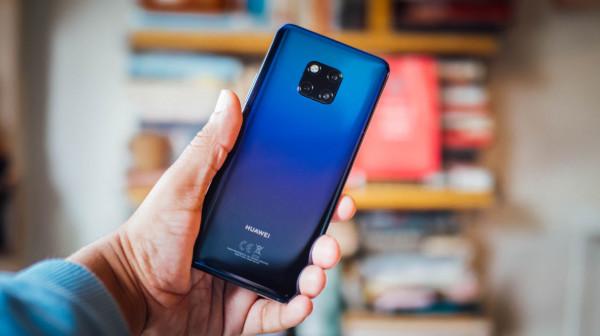 Huawei Mate 20 Pro (1 of 9)