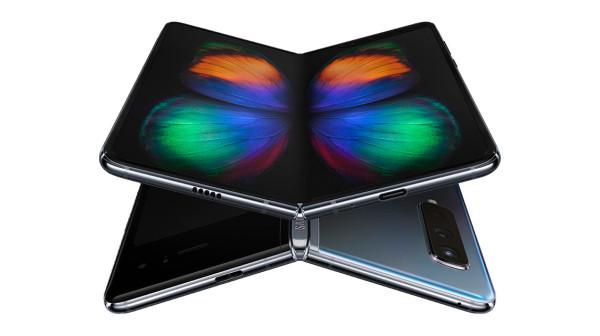 Samsung Galaxy Fold hed